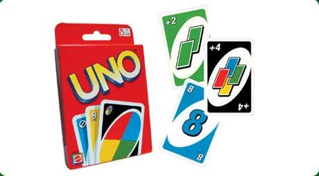 Carte da gioco uno amazon